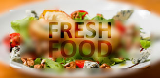 Fresh Food Royalty Free Stock Images