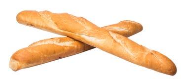 Fresh French Baguette V Stock Image