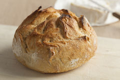 Fresh french farmers bread Royalty Free Stock Photography