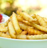 Fresh French fries Royalty Free Stock Photo