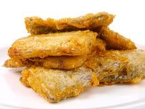 Fresh Fried Conger Fish