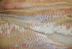 fresh-frozen fish, cod fillet stock images