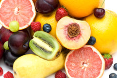 Fresh fruit. Royalty Free Stock Photos