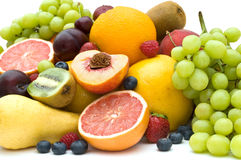 Fresh fruit. Stock Image