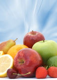 Fresh fruit Royalty Free Stock Photo