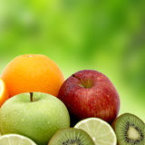 Fresh fruit Stock Images