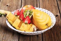 Fresh fruit Royalty Free Stock Images