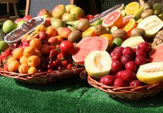 Fresh Fruit. Stock Images