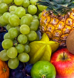 Fresh fruit Royalty Free Stock Photography