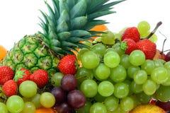 Fresh fruit. stock image