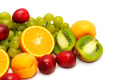 Fresh fruit Stock Image