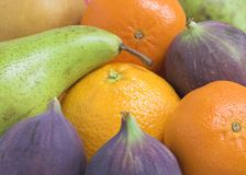 Fresh Fruit Background Royalty Free Stock Image