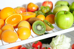 Fresh fruit close-up Royalty Free Stock Photos