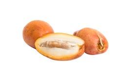 Fresh fruit dates Royalty Free Stock Image