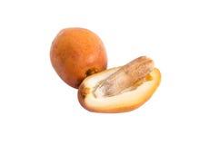 Fresh fruit dates Royalty Free Stock Photos