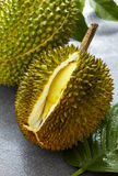 Fresh fruit, Durian Stock Images