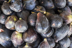 Fresh fruit figs on a market in Arequipa, Peru. Royalty Free Stock Photo