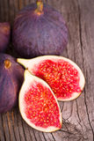 Fresh fruit figs Stock Photo