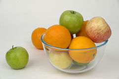 Fresh fruit. Royalty Free Stock Image