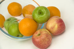 Fresh fruit. Royalty Free Stock Images