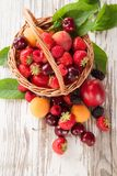 Fresh fruit Royalty Free Stock Images