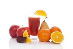 Fresh fruit juice. Stock Image