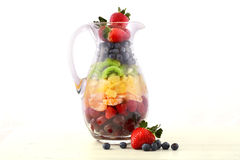 Fresh fruit juice concept Royalty Free Stock Photography