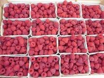 Fresh fruit at the market Stock Photos
