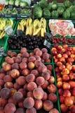 Fresh fruit market Stock Image