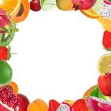 Fresh fruit mix Royalty Free Stock Images