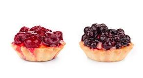 Fresh fruit pie tart Stock Image