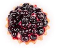 Fresh fruit pie tart Royalty Free Stock Photography