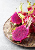Fresh fruit, pitaya Royalty Free Stock Image