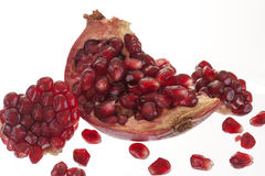 Fresh fruit pomegranate Royalty Free Stock Photo