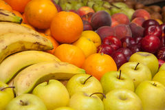 Fresh fruit produce Royalty Free Stock Images