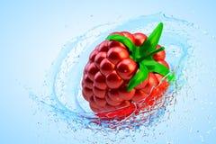 Fresh fruit refreshing concept Stock Photos