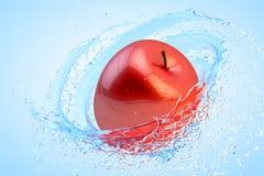 Fresh fruit refreshing concept Stock Image