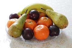 Fresh fruit Stock Image
