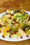 Fresh fruit salad. Stock Photography