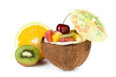 Fresh fruit salad. Stock Image