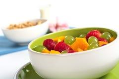 Fresh Fruit Salad Stock Images