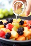 Fresh Fruit Salad Stock Image
