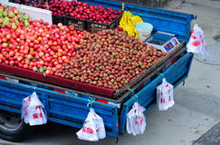 Fresh Fruit for Sale stock photography