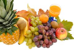 fresh fruit seasonal Στοκ φωτογραφίες με δικαίωμα ελεύθερης χρήσης