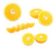 Fresh Fruit Set Royalty Free Stock Photo