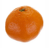 Fresh fruit tangerine Stock Images