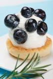 Fresh fruit tart Royalty Free Stock Image