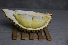 Fresh fruite durian Stock Photos