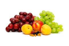 Fresh fruits Royalty Free Stock Images