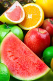 Fresh fruits. Stock Images